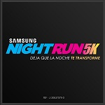 Samsung Night Run 2014